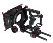CAME-TV Sony A7S Rigs con Mattebox Follow Focus